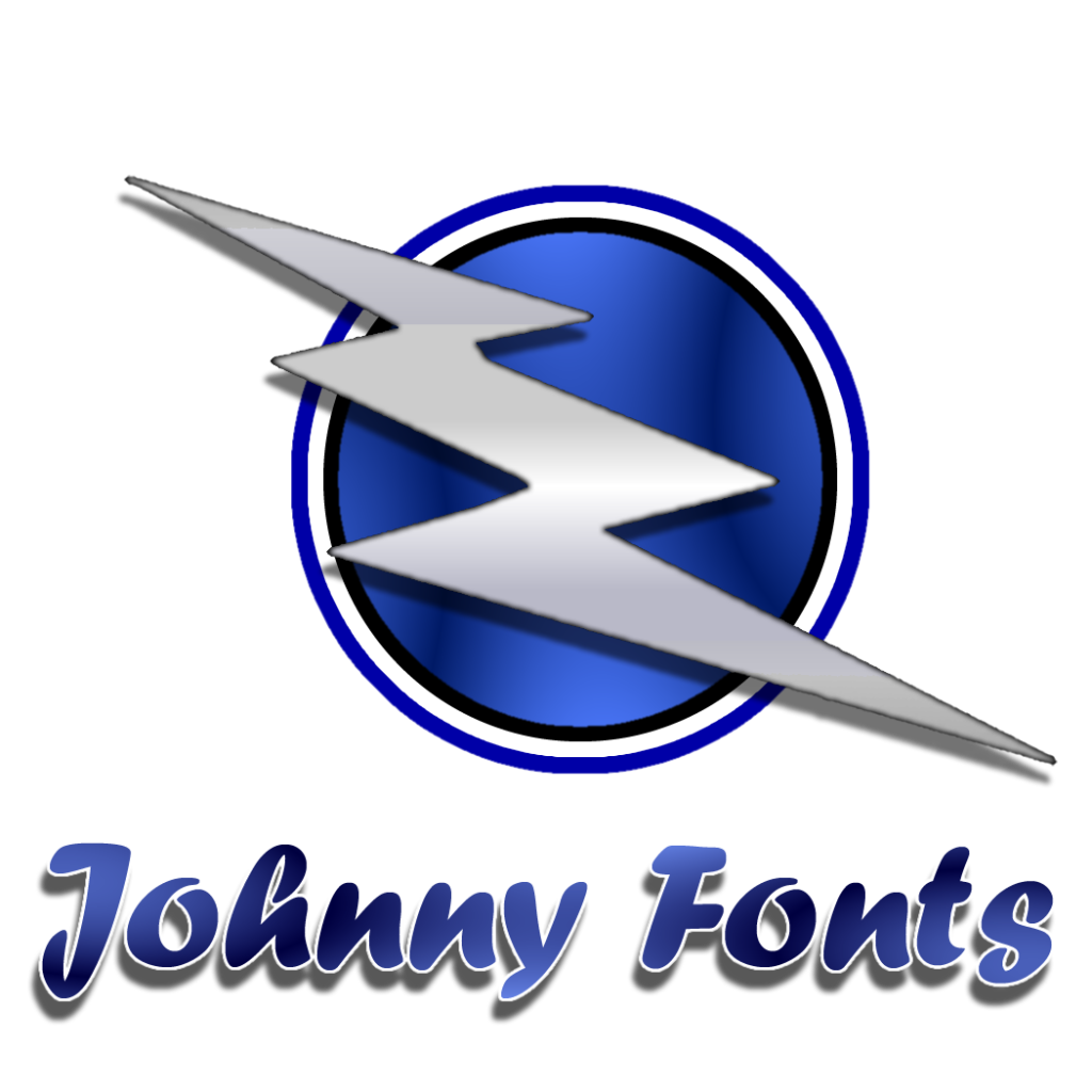 JohnnyFonts.com Logo 2019 Edition